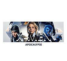 X-Men : Apocalypse Photographic Print