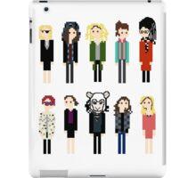 Pixel Sestras - 10 - Horizontal iPad Case/Skin