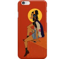 Too Cool for School and Space Wars iPhone Case/Skin