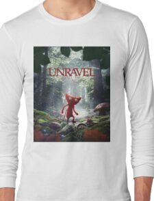 Unravel Long Sleeve T-Shirt