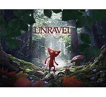 Unravel Photographic Print