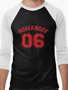 Romanoff 06 Men's Baseball ¾ T-Shirt