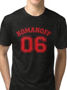 Romanoff 06 Tri-blend T-Shirt