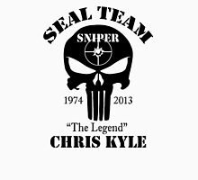 seal team sniper The Legend chris kyle Unisex T-Shirt