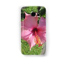 Beautiful Hibiscus! Nature strip, Woodburn, N.S.Wales. Samsung Galaxy Case/Skin
