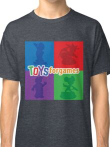 Toys For Games Logo Classic T-Shirt