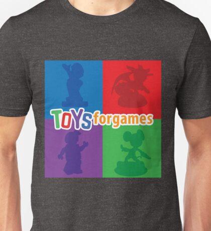 Toys For Games Logo Unisex T-Shirt