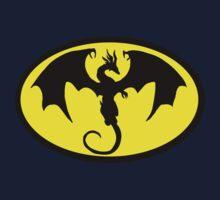 Batman Dragon Kids Tee