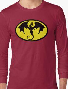 Batman Dragon Long Sleeve T-Shirt