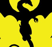 Batman Dragon Sticker