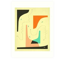 UNCOMMON PHRASES Art Print