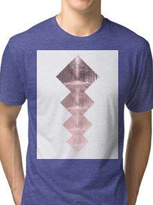 Forest Squares Tri-blend T-Shirt