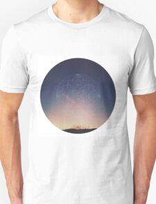 Spiritual mood mandala Unisex T-Shirt