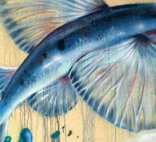 Flying Fish No.3 Sticker
