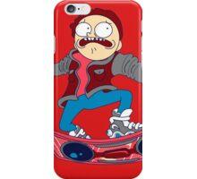 morty skate iPhone Case/Skin