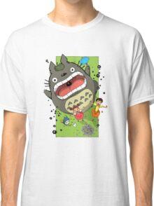 My Neighbor Totoro Funny Classic T-Shirt