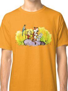 Calvin and Hobbes  Classic T-Shirt