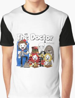 the doctor friends Graphic T-Shirt