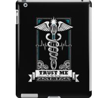 the doctor is in iPad Case/Skin