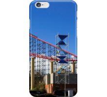 Blackpool-Rollercoaster iPhone Case/Skin