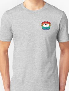 Rainbow pride puffle (Club Penguin) Limited Edition T-Shirt