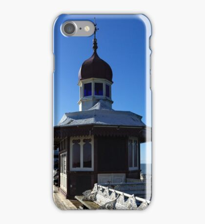 Blackpool-Kiosk2 iPhone Case/Skin