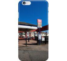 Blackpool-Pleasure Beach station iPhone Case/Skin