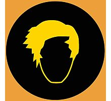 Caspar Lee Hair Style Photographic Print