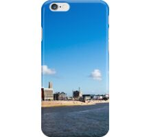 Blackpool-View from the pier iPhone Case/Skin