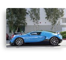 Transformers Veyron Canvas Print
