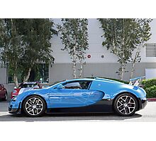 Transformers Veyron Photographic Print