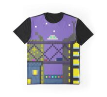 Cityscape Graphic T-Shirt