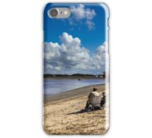 Fleetwood- People on the Beach  iPhone Case/Skin