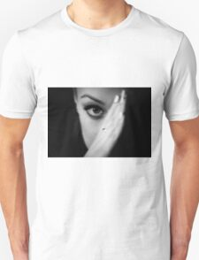 Eye on the future Unisex T-Shirt