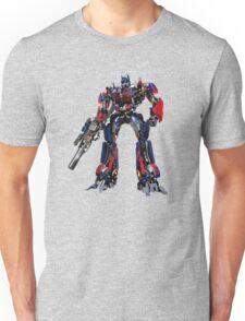 Creative transformers design graphics Unisex T-Shirt