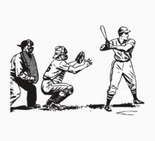 Baseball player bat One Piece - Long Sleeve