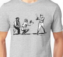 Baseball player bat Unisex T-Shirt