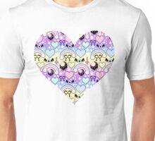 Pastel Goth Collage Unisex T-Shirt