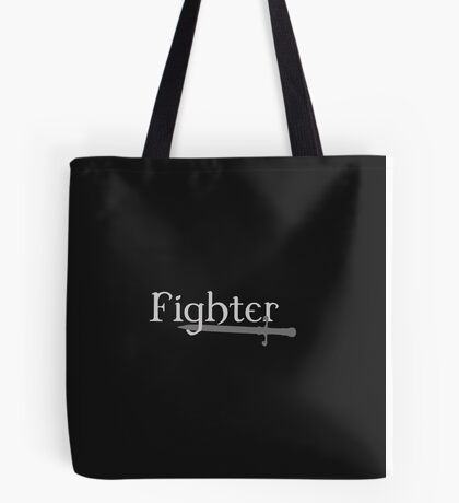 Fighter - Dungeons and Dragons Tote Bag