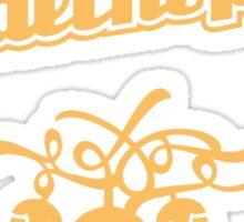 Underhopped Sticker