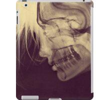 X-Ray Girl iPad Case/Skin