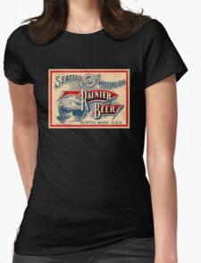 RAINER BEER Womens Fitted T-Shirt