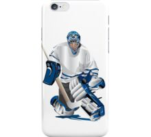 Hockey player iPhone Case/Skin