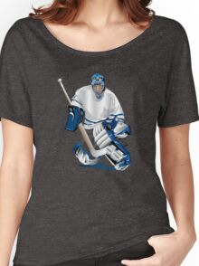 Hockey player Women's Relaxed Fit T-Shirt