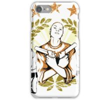 Gangster graphics iPhone Case/Skin
