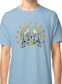 Gangster graphics Classic T-Shirt
