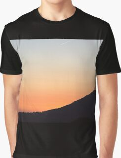sunset at the countryside Graphic T-Shirt