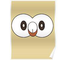 Owl Friend Poster
