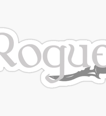 Rogue - dungeons and Dragons Sticker
