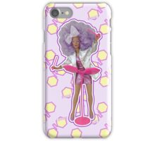 I am a Purple Hologram 2.0 (Beat This Edition) iPhone Case/Skin